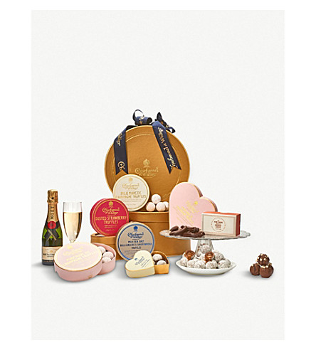 CHARBONNEL ET WALKER Luxury celebration gift basket