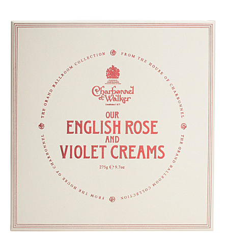 CHARBONNEL ET WALKER 英语玫瑰和紫罗兰色奶油275g
