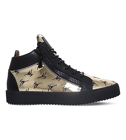 Giuseppe ZanottiThe Signature sneakers 1qj0ZKotiV