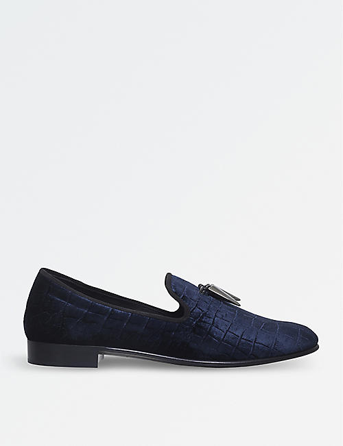 Loafers for Men On Sale, Black, Leather, 2017, EUR 40.5 - US 7.5 - UK 6.5 EUR 41.5 - US 8.5 - UK 7.5 Alexander McQueen