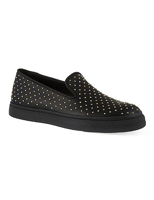 GIUSEPPE ZANOTTI Stud skate sneakers