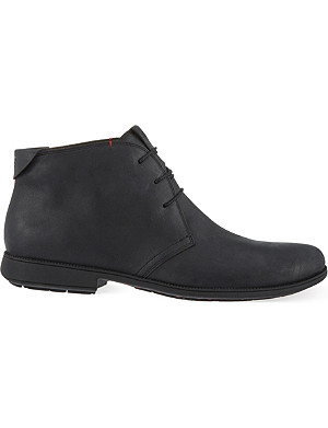CAMPER Leather chukka boots