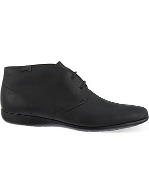 CAMPER Wedge chukka boots