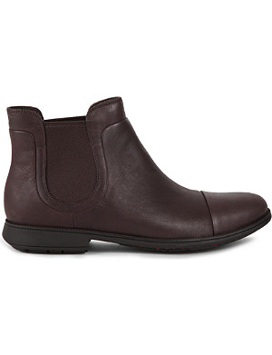 CAMPER Chelsea leather boots