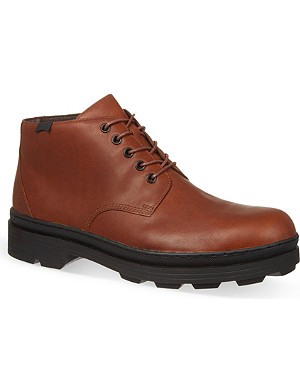 CAMPER Recuerdo leather boots