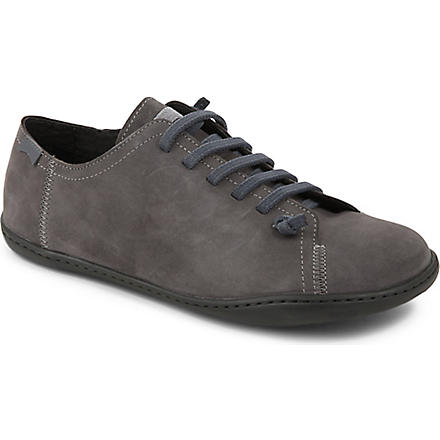 CAMPER Peu leather trainers (Grey