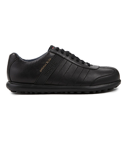 CAMPER Pelotas X Lite leather trainers (Black
