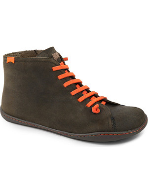 CAMPER Peu 7 eye boot