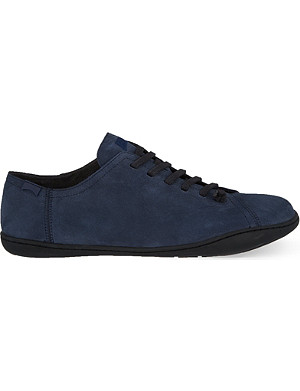 CAMPER Peu Cami suede lace up trainers