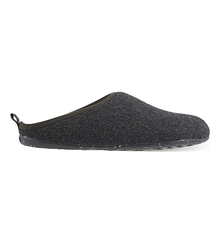 CAMPER Wabi slippers (Grey/dark
