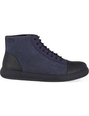 CAMPER Pelotas Capsule ankle boots