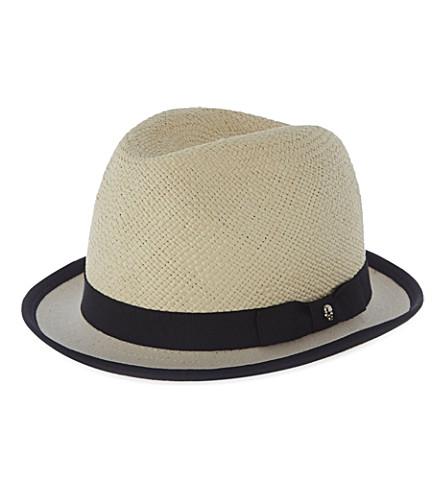 THE KOOPLES SPORT Chapeau straw hat (Straw