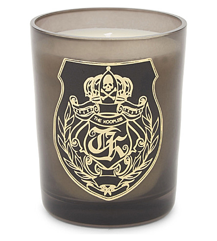 THE KOOPLES Bougie Anglais scented candle 270g (Bla01