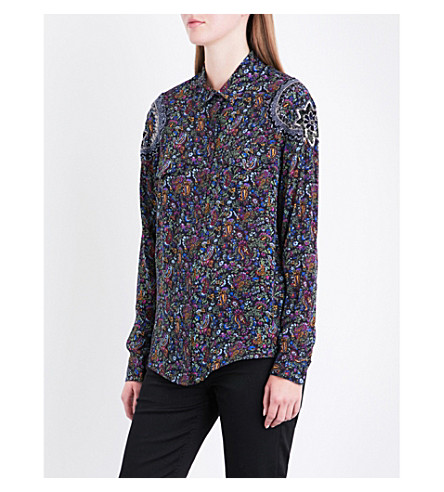 THE KOOPLES Multicoloured shirt (Mu01