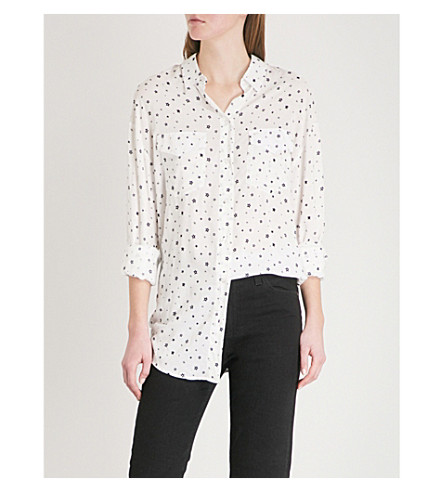 THE KOOPLES Star print shirt (Ecr05