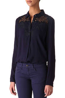 THE KOOPLES Embroidered shirt