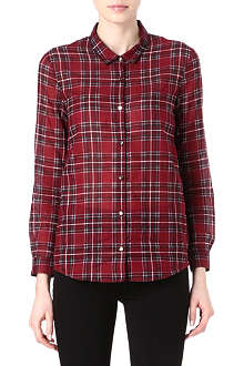THE KOOPLES Checked shirt