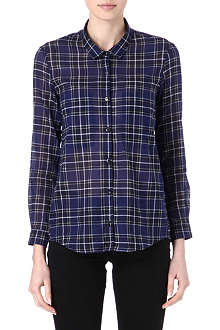 THE KOOPLES SPORT Checked shirt