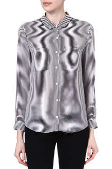 THE KOOPLES SPORT Flowing striped shirt