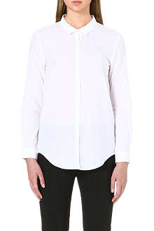 THE KOOPLES White cotton shirt