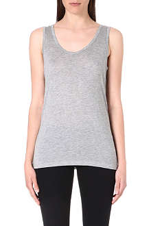 THE KOOPLES SPORT Sleeveless jersey top