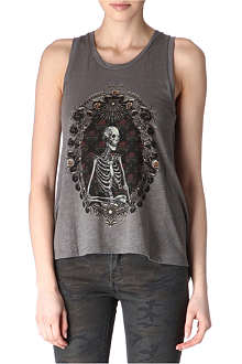 THE KOOPLES Skeleton vest
