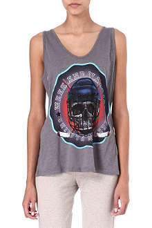 THE KOOPLES SPORT Skull head tank top