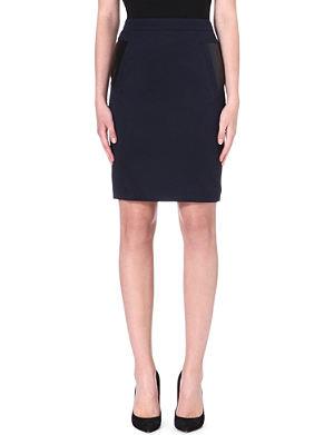 THE KOOPLES Wool pencil skirt