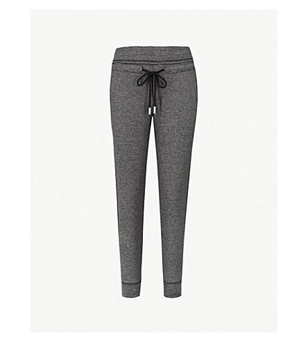 THE KOOPLES 轻松修身版型平纹针织面料慢跑裤 (Gry01