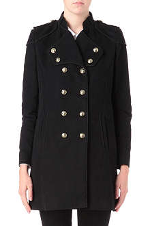 THE KOOPLES Officer's Style trench coat