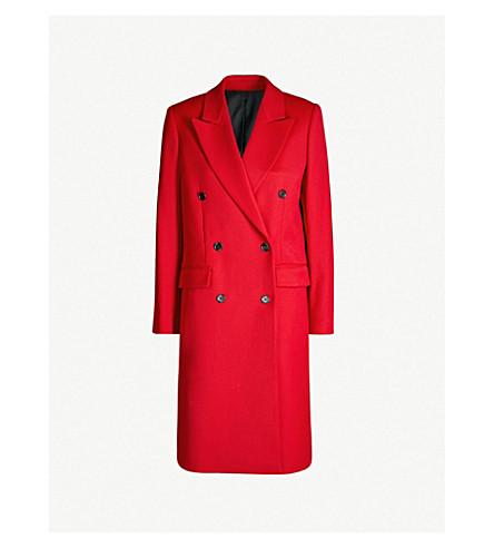 THE KOOPLES 尖领梭织外套 (Red01
