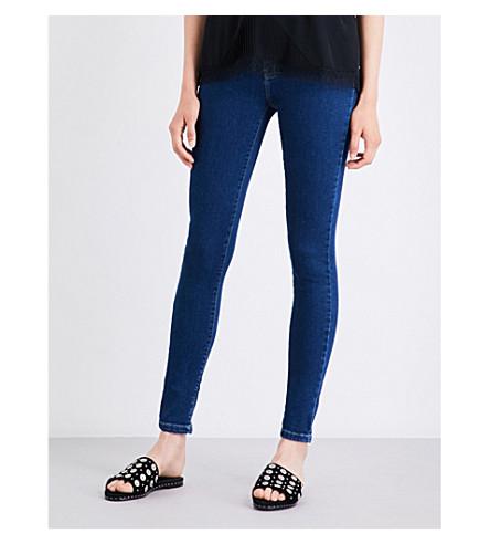 THE KOOPLES Billy skinny mid-rise jeans (Blu37