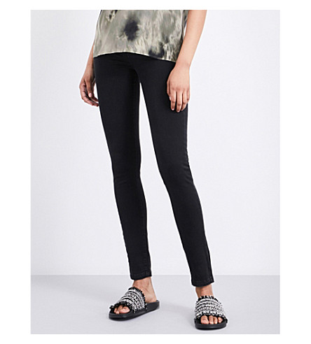 THE KOOPLES Franky skinny mid-rise jeans (Ant04