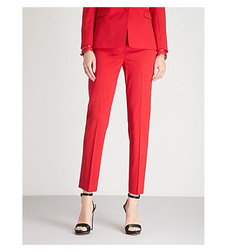 lana de KOOPLES rojo88 Pantalón THE Fq74zz
