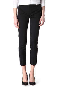 THE KOOPLES Relaxed straight-leg trousers