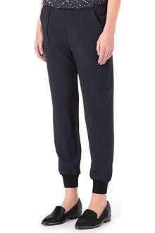 THE KOOPLES Cuffed jogging bottoms