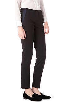 THE KOOPLES Contrast-pocket trousers