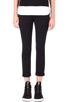 THE KOOPLES SPORT Yoga zip-pocket jogging bottoms