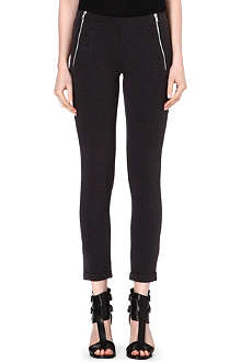 THE KOOPLES SPORT Our signature yoga sweatpants in slub fl