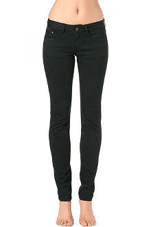 THE KOOPLES Skin Cut skinny mid-rise jeans