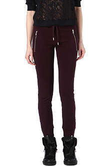 THE KOOPLES SPORT Stretch-fleece jogging bottoms