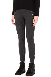 THE KOOPLES SPORT Zipped-cuff jogging bottoms