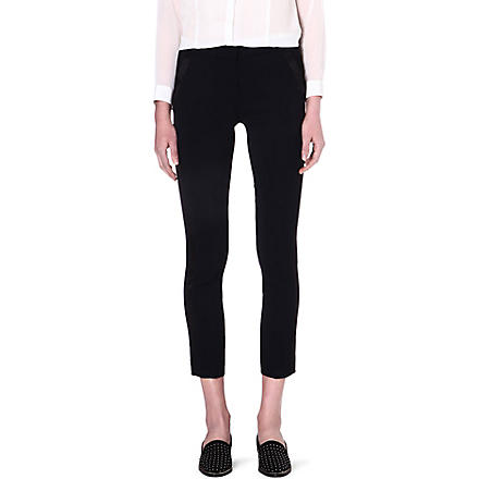 THE KOOPLES Crepe dinner trousers (Black