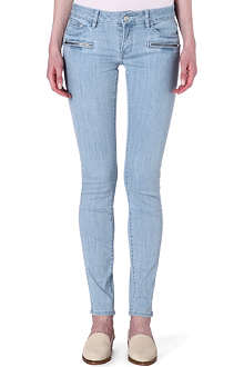 THE KOOPLES Slim-fit biker jeans