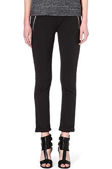 THE KOOPLES SPORT Sport stretch cotton jogging bottoms