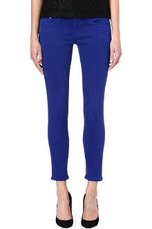 THE KOOPLES SPORT Coloured skinny mid-rise jeans