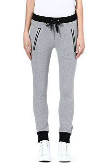 THE KOOPLES SPORT Boxe two-tone jogging bottoms