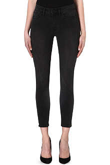 THE KOOPLES High-rise skinny jeans