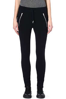 THE KOOPLES SPORT Boxe zip-pocket jogging bottoms