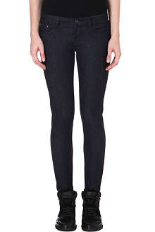 THE KOOPLES SPORT Raw denim jeans